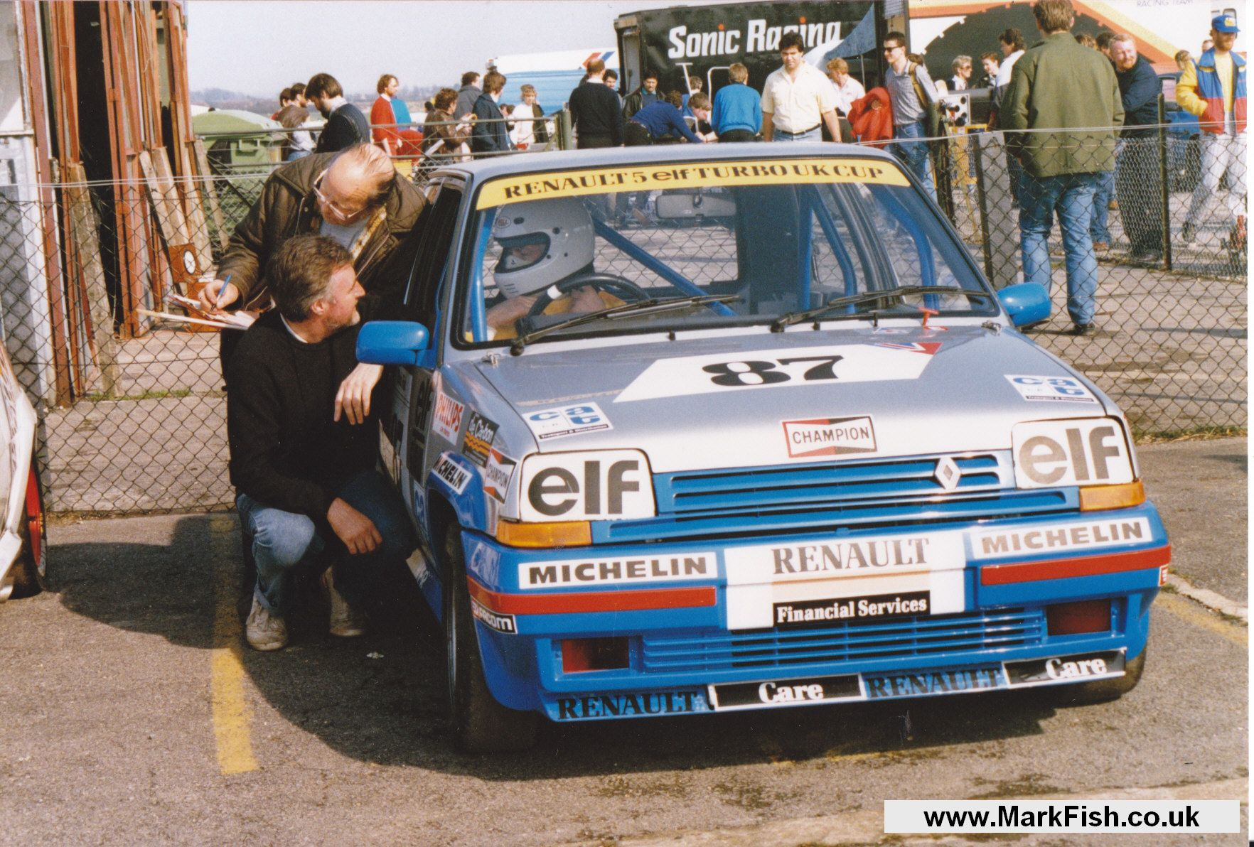 Renault 5 Gt Turbo Gallery Mark Fish Motorsport