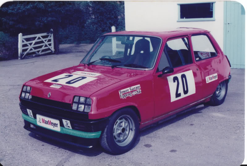 Renault 5 TS Gallery | Mark Fish Motorsport